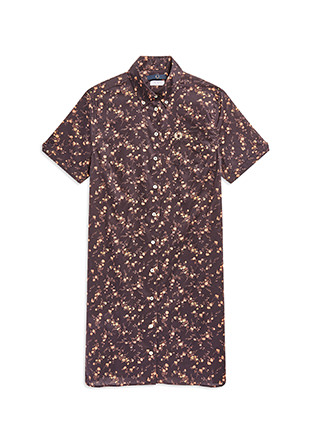 Laurel Wreath Liberty S / S Print Shirt Dress