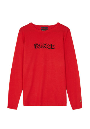 Bella Freud 'Dance' Jumper