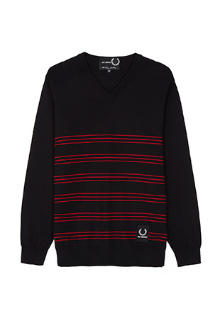Raf Simons V-Neck Jumper