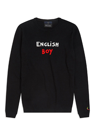 Bella Freud 'English Boy' Jumper