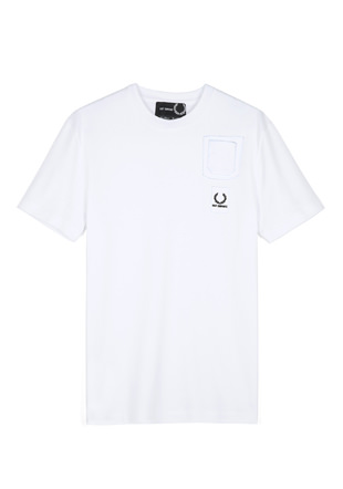 Raf Simons Denim Pocket T-Shirt