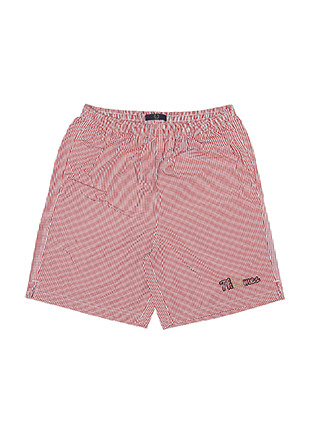 Thames Gingham Shorts