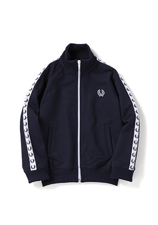 Kids Taped Track Jacket