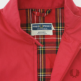 Reissues Made in England Harrington