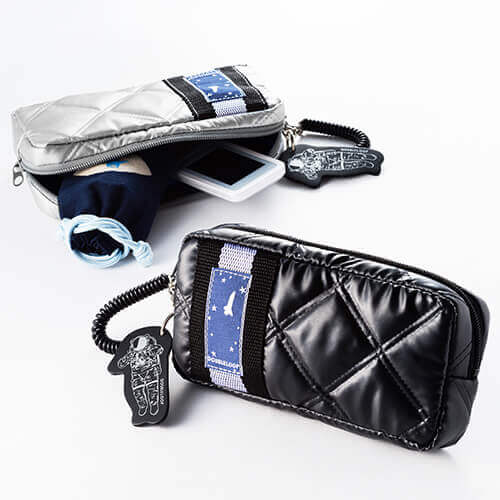 【DOUBLELOOP】JOURNEY POUCH 「SPACE」
