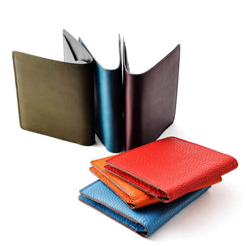 【Vintage Revival Productions】AIR WALLET/Shrink Leather・Oil Leather