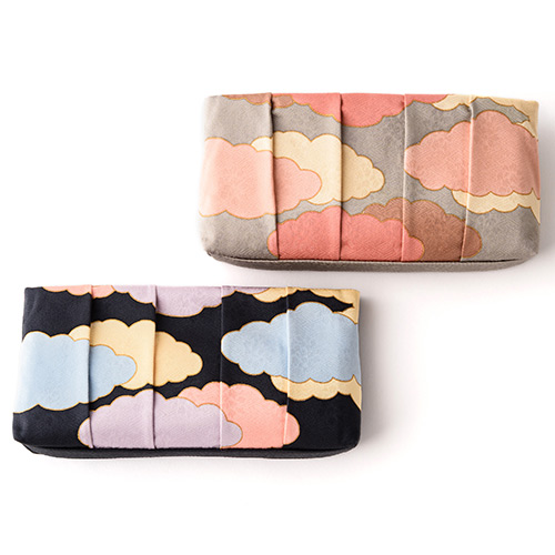 【RITOFU(リトフ)】YUZEN CLUTCH BAG 瑞雲 Fortunate Clouds