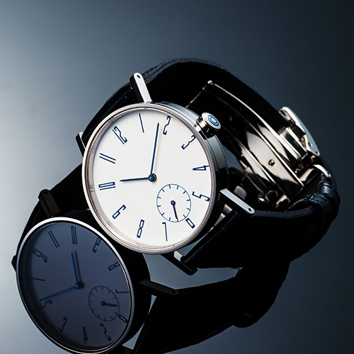 《SPQR》SPQR arita ism腕時計 スモールセコンド 37mm