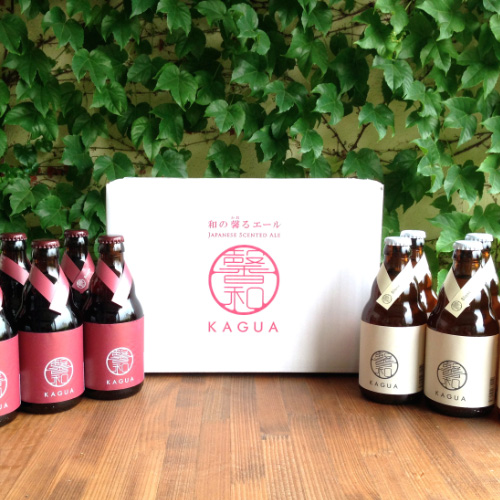 【Far Yeast Brewing】「馨和 KAGUA」12本セット
