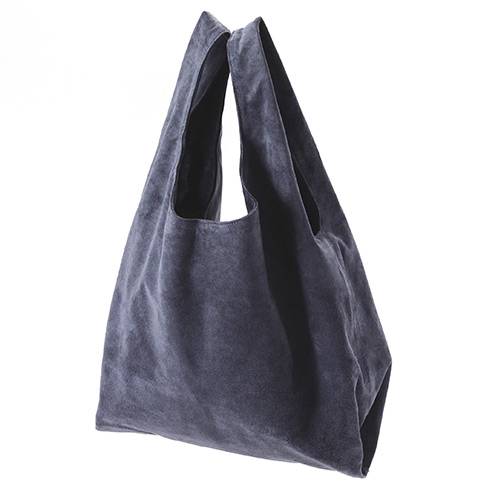 【leatheria】washable shopping bag