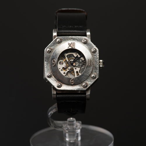 【M-Watch Studio】OCTAGON silver