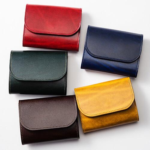 《COTOCUL》ルガトショルダー 小さな財布