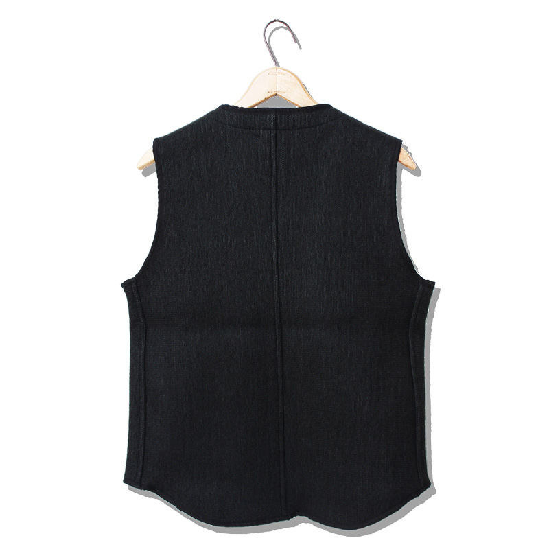 BROWN'S BEACH V-NECK VEST【再入荷】