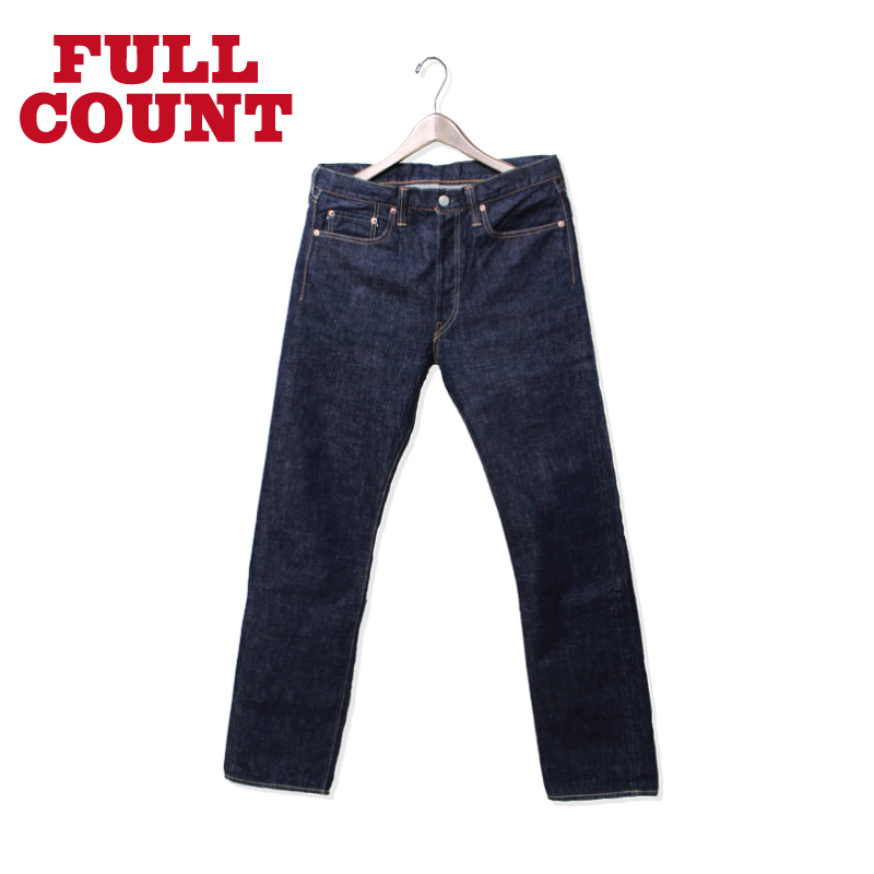 Slim Straight Denim【予約ページ】