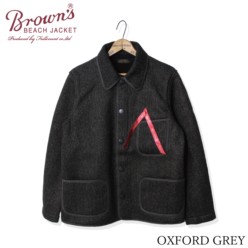 BROWN'S BEACH JACKET【一部再入荷】