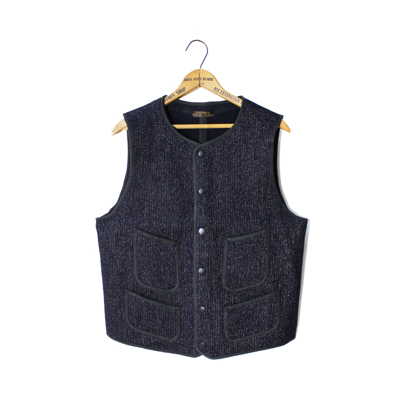BROWN'S BEACH EARLY VEST【発売開始!】