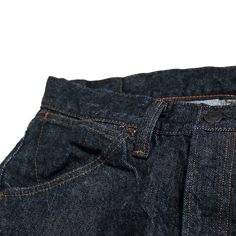 Left Hand Taperd Denim Pants[先行予約]