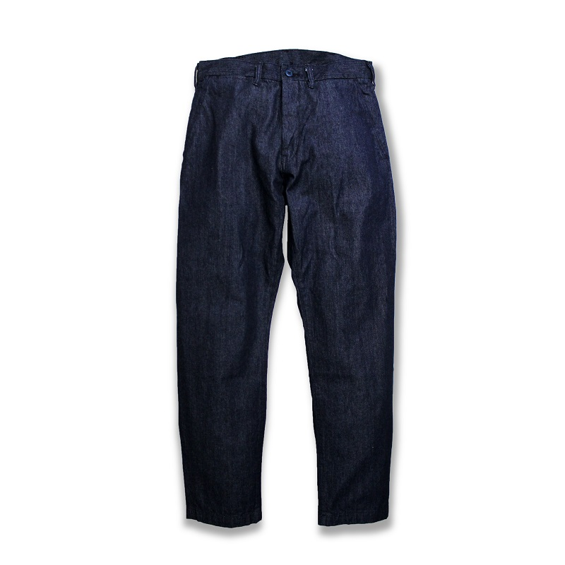 Denim Tapered Trousers[新発売!]