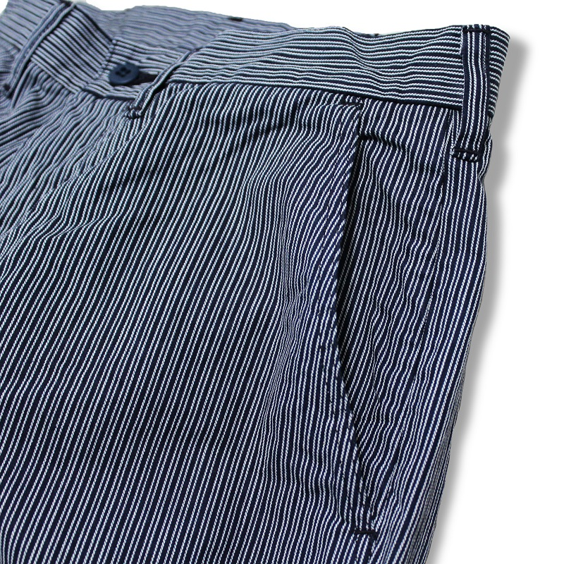 Random Hickory Tapered Trousers[新発売!]