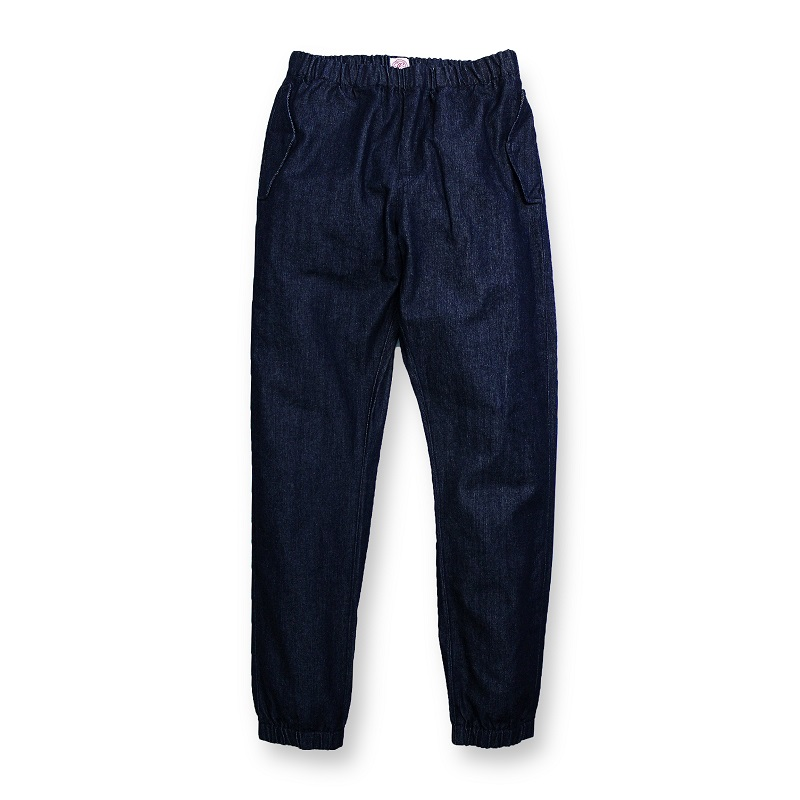 Military Denim Easy Pants[先行予約]