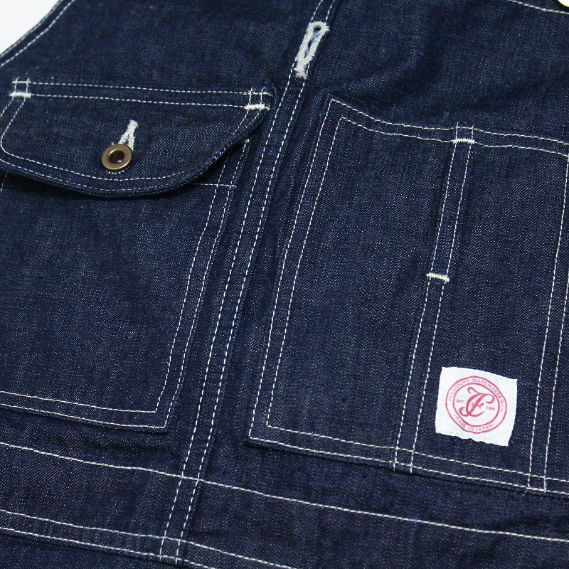 Denim Bib Overalls[本日発売!]