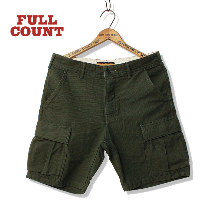 FRENCH TWILL 6P SHORTS
