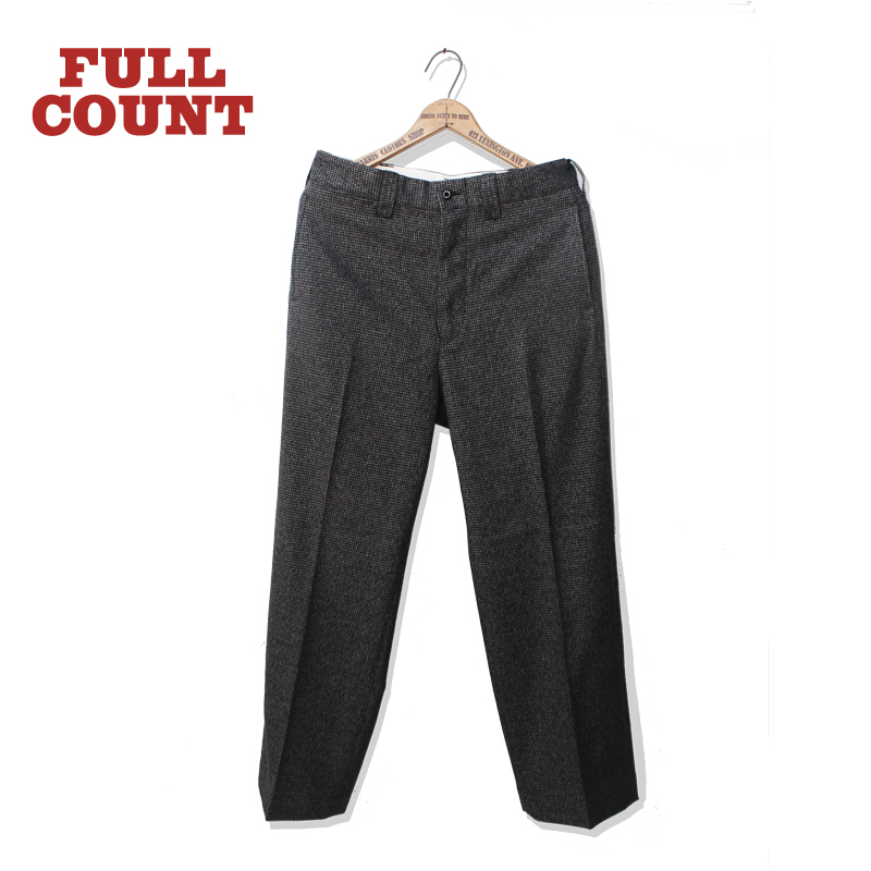 Hound`s Tooth 40`s Trousers(THERMOLITE)【再入荷】