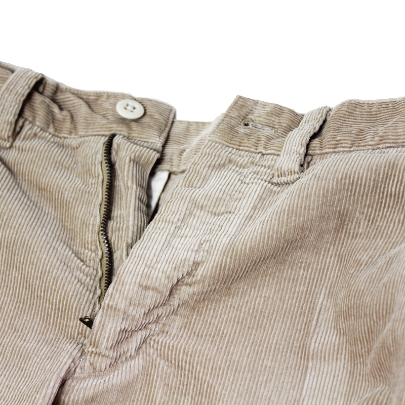 Corduroy Taperd Trousers【SALE ITEM】