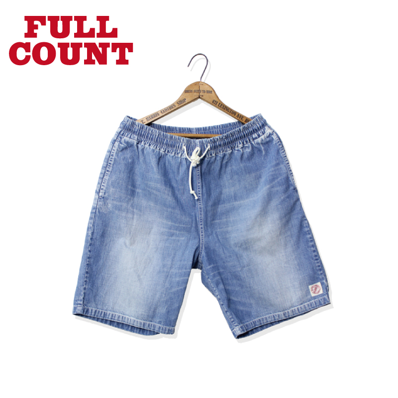 DENIM EASY SHORTS【予約ページ】