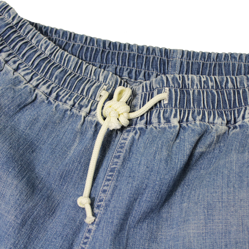 DENIM EASY SHORTS【残り一点!】