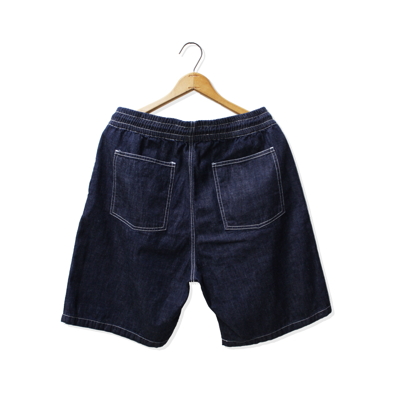 DENIM EASY SHORTS