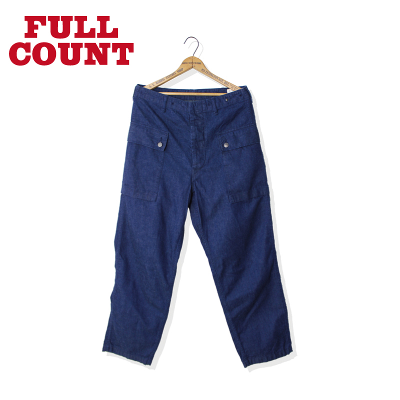 DENIM MONKEY PANTS【新発売!】