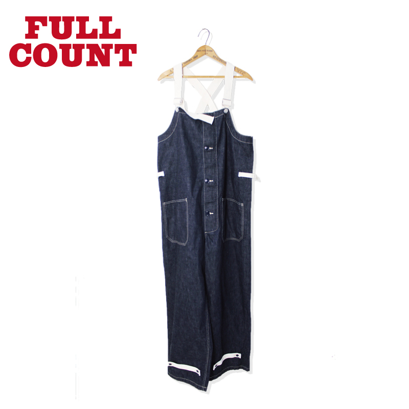 BROKEN DENIM DECK PANTS【残り僅か!】