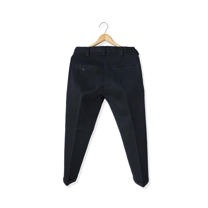 BEDFORD CLOTH TAPERED TROUSERS【新登場!】