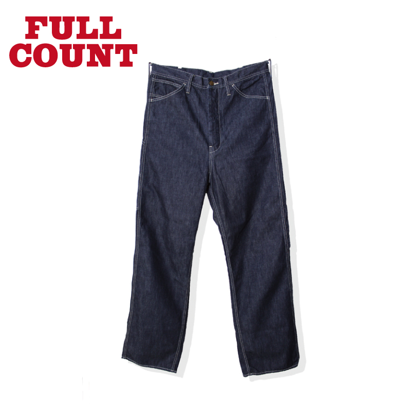 DENIM CARPENTER PANTS【新発売!】