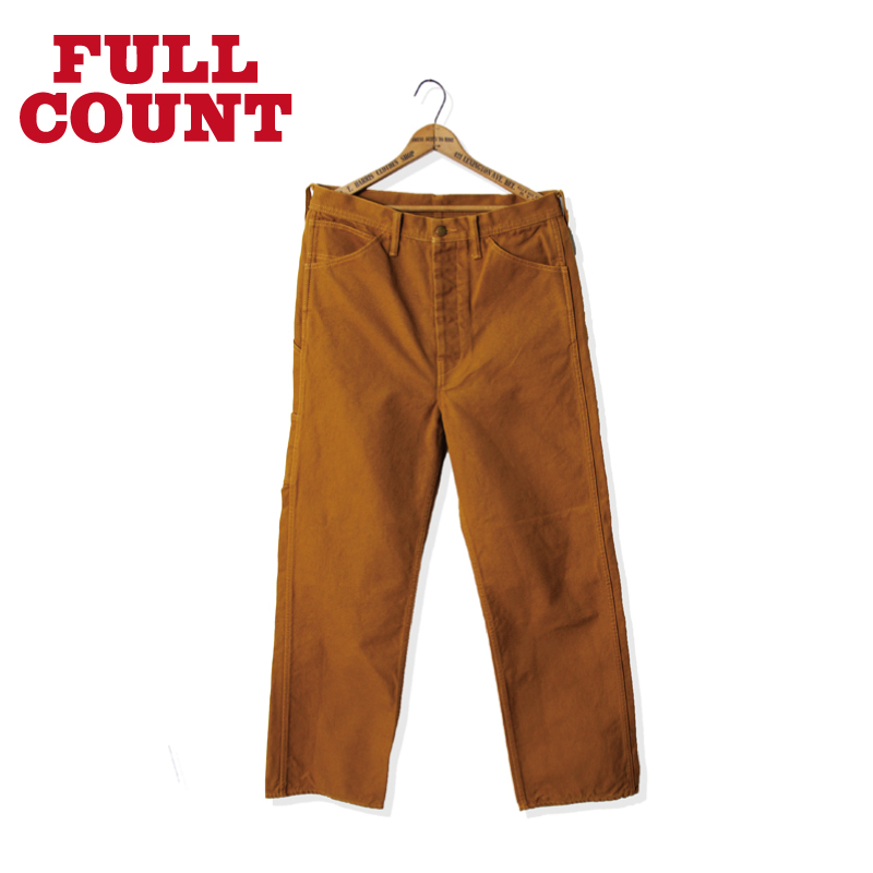 No.8 CANVAS CARPENTER PANTS[先行予約ページ]