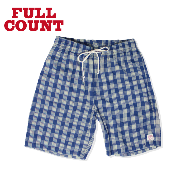 PALAKA CHECK EASY SHORTS[新発売!]