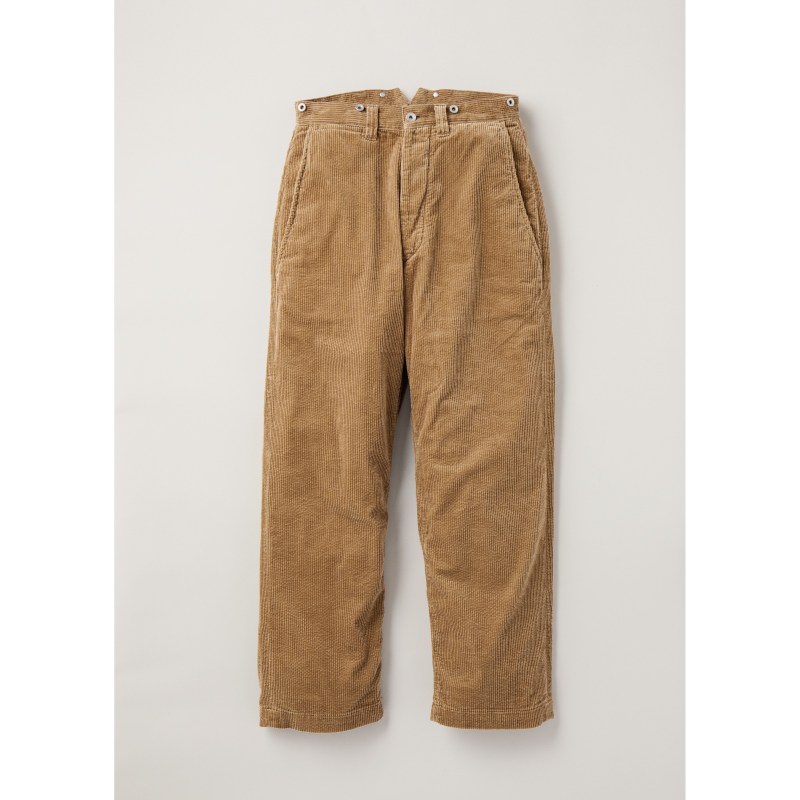 Corduroy Farmers Trousers【新発売!】