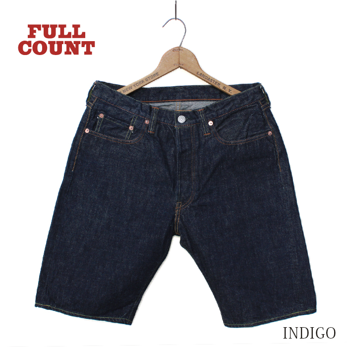 5POCKET DENIM SHORTS【再入荷!】