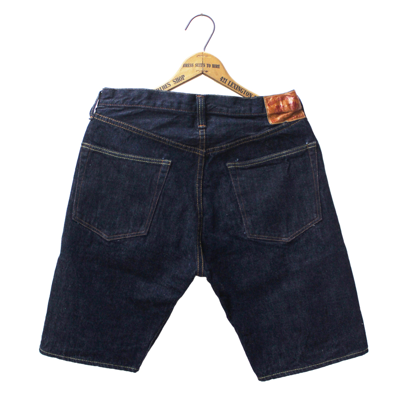 5POCKET DENIM SHORTS