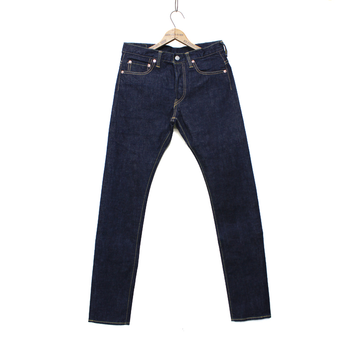 STRETCH SKINNY SELVEDGE【少数入荷】