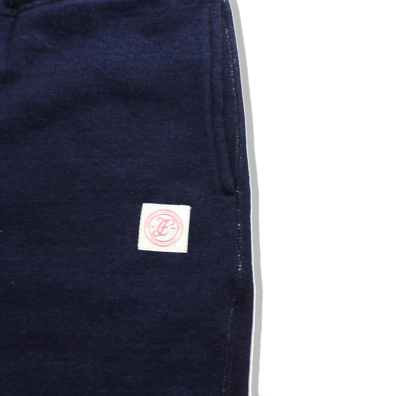 """TSURIAMI"" INDIGO SWEAT PANTS【25TH ANNIVERSARY ITEM】"