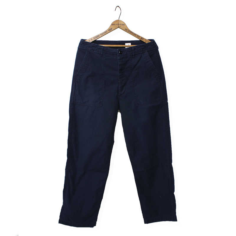 UTILITY TROUSERS【再入荷】