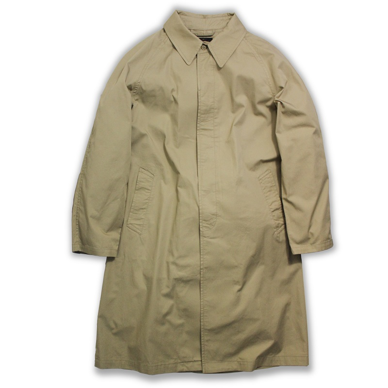 Cotton Mac Coat [本日発売!]