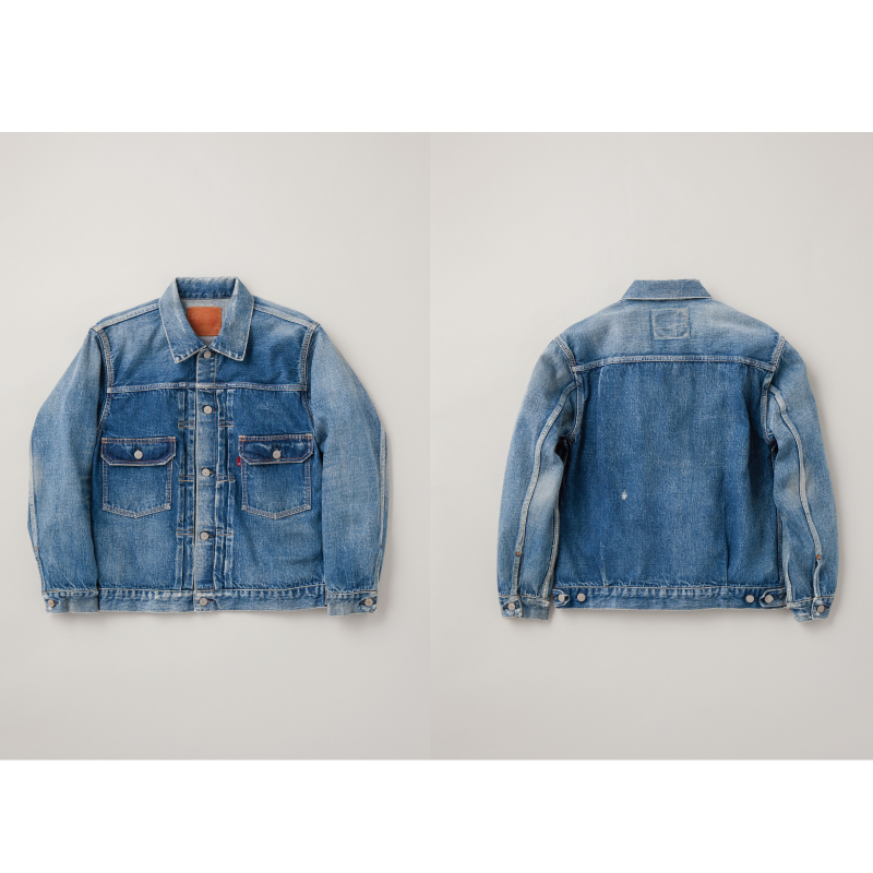 Type 2 Denim Jacket