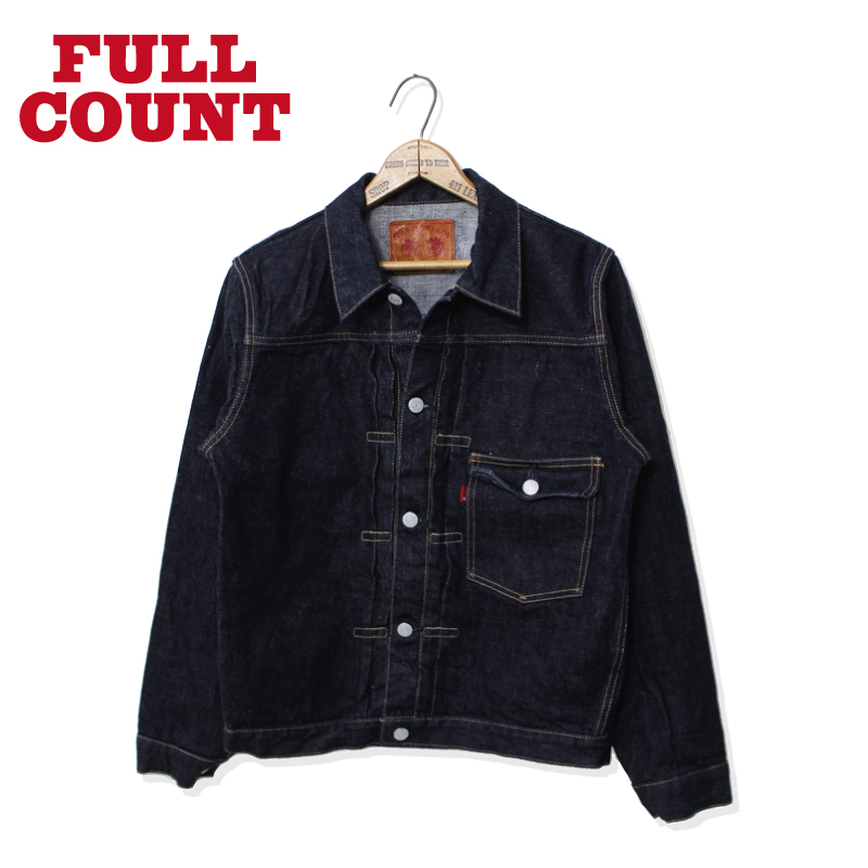 Type 1 Denim Jacket Heavy Oz【予約ページ】