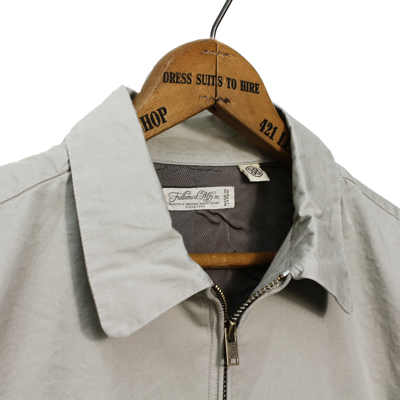 COTTON DRIZZLER JACKET