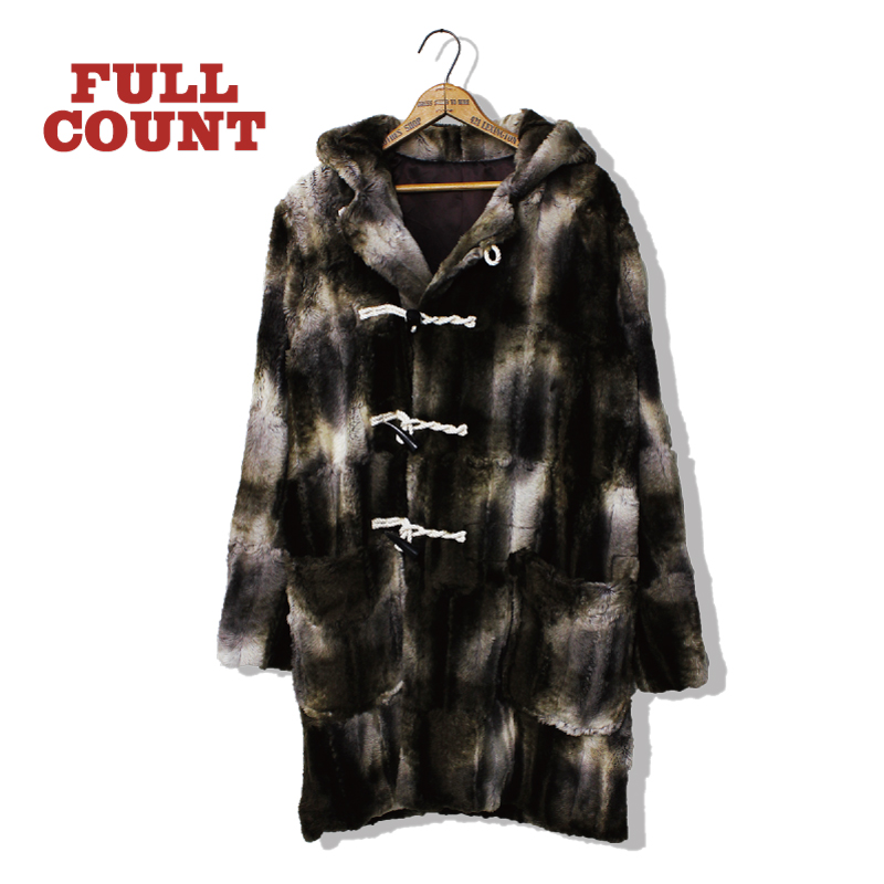 Royal Navy Fake Fur Duffle Coat【LIMITED EDITION】