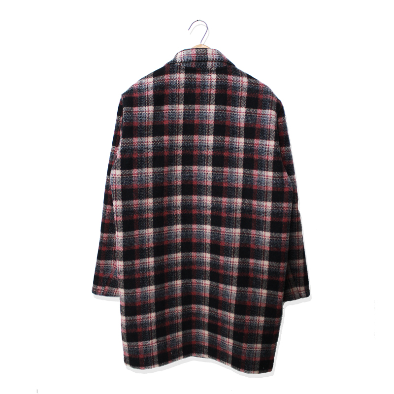 CHECK PRISONER COAT (D.C.L.S)【再入荷】