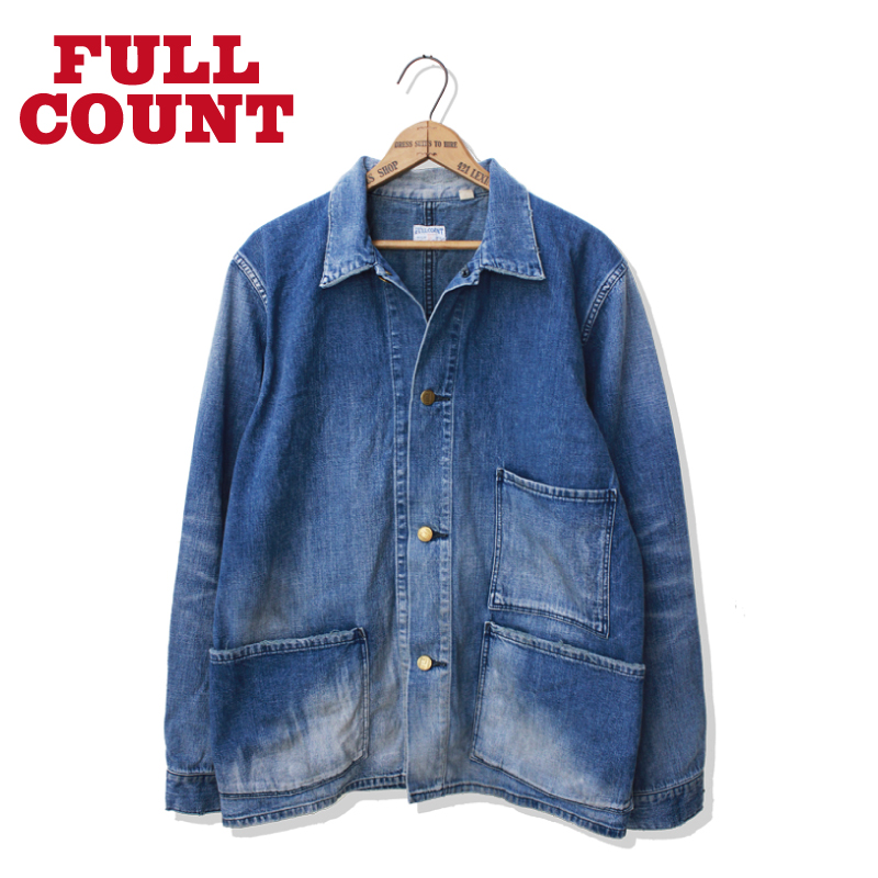 1930s DENIM SHORT COVERALL(残り一点)